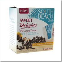 South Beach Diet Sweet Delights Sunflower Seeds 6 Pack Dark Chocolate Covered Sunflower Seeds