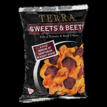 Terra Sweet Potato & Beet Chips Sweets & Beets