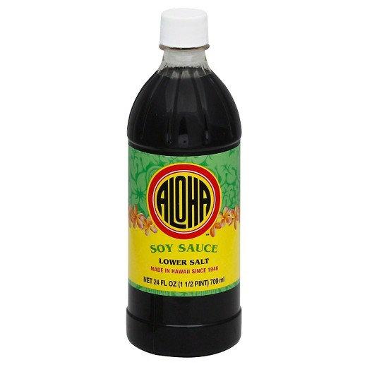 Aloha Low Sodium Shoyu