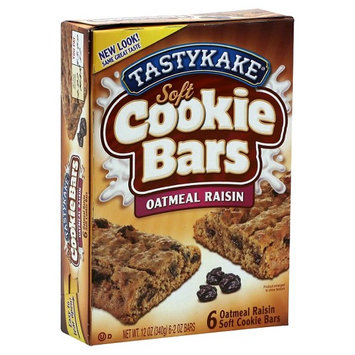 Tastykake® Oatmeal Raisin Cookie Bars
