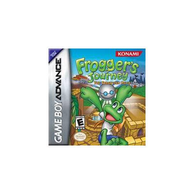 Konami Frogger's Journey: Forgotten Relic