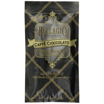 Bellagio Caffe Cioccolato Mocha Mix, 1-Ounce Packets (Pack of 25)