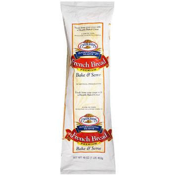 Earth Grains International Hearth Earthgrains International Hearth Bake & Serve French Bread, 16 oz