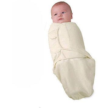 Summer Infant SwaddleMe Organic Cotton-Ivory (Small/Medium)