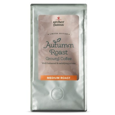 Coffee Bean International Archer Farms Ground Autumn Roast Coffee 12oz