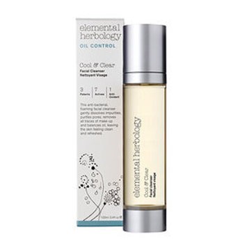 Elemental Herbology Cool & Clear Cleanser