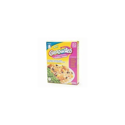 Gerber® Graduates for Preschoolers Healthy Meals,Southwestern Style Rice,Chicken & Black Beans with Vegetables