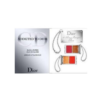 Dior Addicted To Dior Lip Gloss Duo