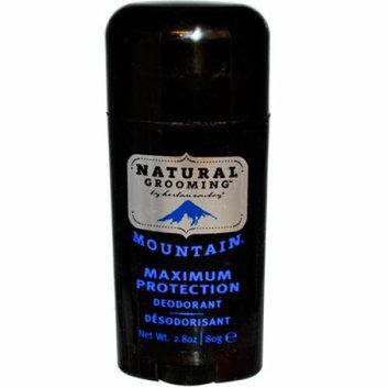 Herban Cowboy Deodorant Mountain 2.8 oz