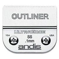 ANDIS Ultraedge Outliner Blade 0.1mm/SS (Model:64160)
