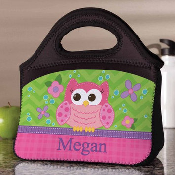 Generic Personalized Sweet Owl Lunch Bag
