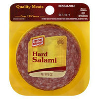 Oscar Mayer Hard Salame 8 oz
