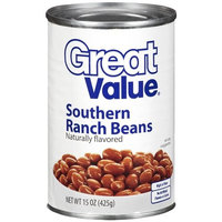 Great Value: Southern Ranch Beans, 15 Oz
