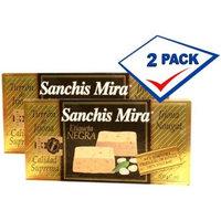 Sanchis Mira Turron Jijona 200 grs (7oz.) - Pack of 2
