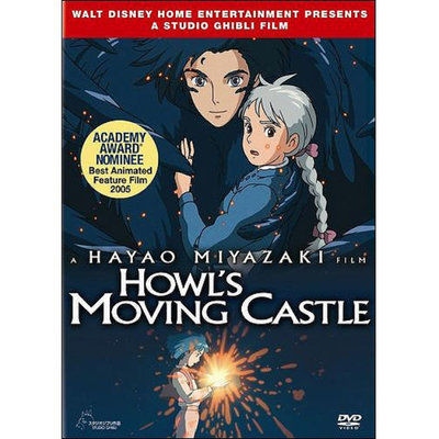 Howl's Moving Castle (Blu-ray + DVD) (Widescreen)