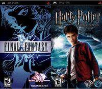 Harry Potter: Half Blood Prince and Final Fantasy 1 2Pack