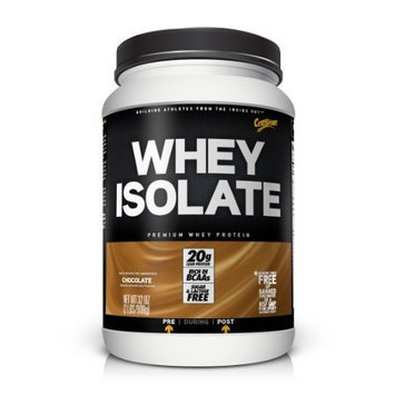 Cytosport Whey Isolate, Chocolate, 2-Pounds