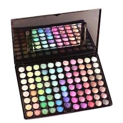 Shany Cosmetics SHANY Shimmer Eyeshadow Palette, 50/50 Shimmer Matte, 13 Ounce
