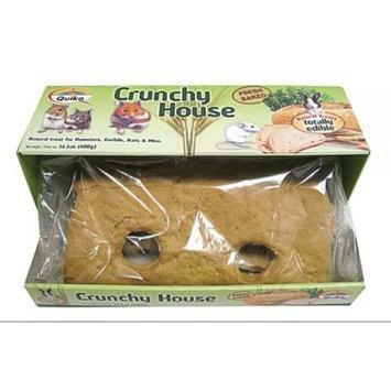 Sunseed Company Sun Seed Company SSS01523 Quiko Small Animal Crunchy House Treat, 400gm