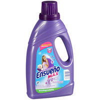 Ensue Max Color Safe Violet Bouquet Liquid Fabric Softener, 56 fl oz