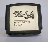 Nintendo 64 Jumper Booster Pack Replacement by Mars Devices