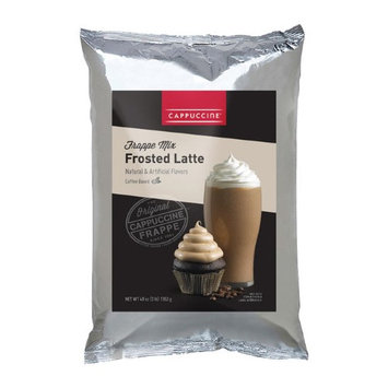 Cappuccine 3-pound Frosted Latte (Pack of 5)