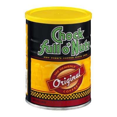 Chock full o' Nuts Original Ground Coffee