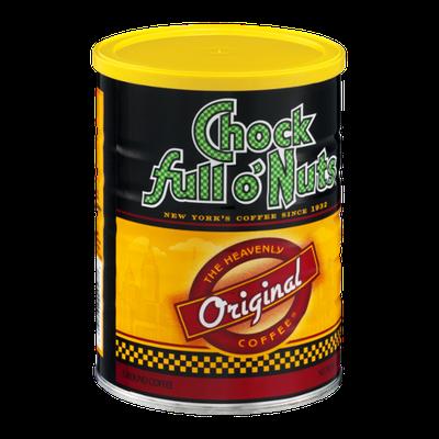Chock full o' Nuts Original Ground Coffee