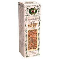 Buckeye Beans & Herbs Buckeye Beans and Herbs Beefed Up Barley Soup, 12-Ounce Boxes (Pack of 12)