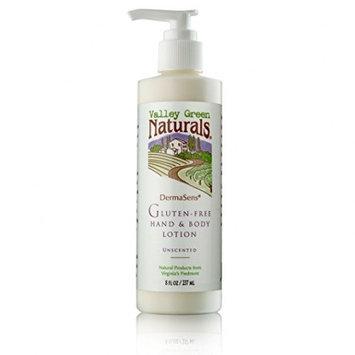 Valley Green Naturals - DermaSens Gluten-Free Hand & Body Lotion Lavender - 8 oz.