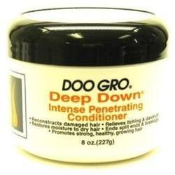 Doo Gro Conditioner Deep Down Intense 8 oz. Jar