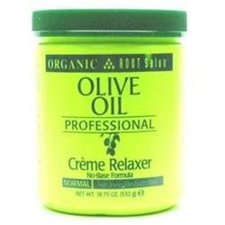 Organic Root Salon Organic Root Stimulator Olive Oil Professional Creme Relaxer Normal Strength