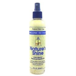 Organic Root Stimulator Natures Shine Spray