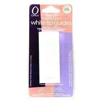 Orly Retail White Tip Halfmoon Guides