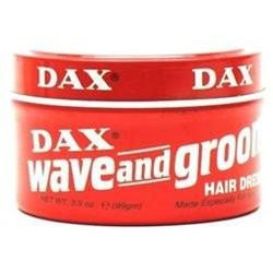 Dax Wave and Groom Red Hair Wax