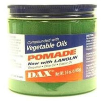 Dax Hair Conditioners Dax Pomade Compounded With Vegetable Oils - 14 Oz
