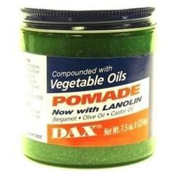 Dax Hair Conditioners Dax Pomade (Bergamot) 7.5 oz. Jar