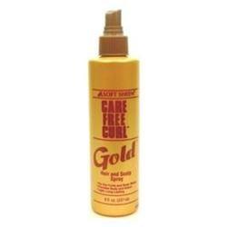 Care Free Curl Gold Hair & Scalp Mist