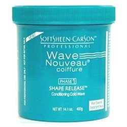 Wave Nouveau Shape Release Coarse Resistant 14.1 oz. Jar