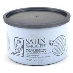 Satin Smooth Ultra Sensitive Zinc Oxide Wax