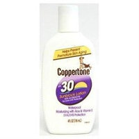 Coppertone ultraGUARD Lotion SPF 30 Sunscreen