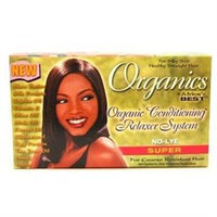 Africa's Best Organic Root Stimulator Olive Oil No-lye Relaxer Super