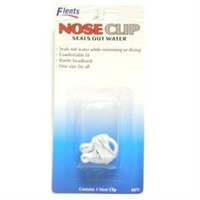 Flents Nose Clip - One Size Fits All (pack Of 3)
