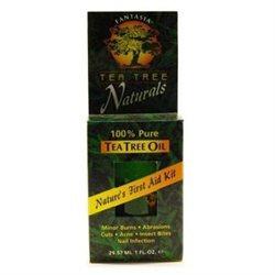 Fantasia IC Tea Tree Naturals Pure Oil 1 oz
