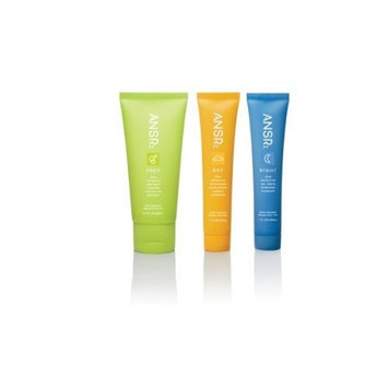 ANSR Acne Care Prep, Day And Night Acne Topical Set