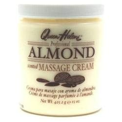 Queen Helene Professional Almond Scented Massage Cream