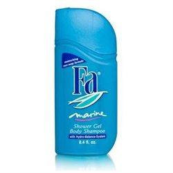 Fa Shower Gel Body Shampoo - Marine (Non-Soap Formula)