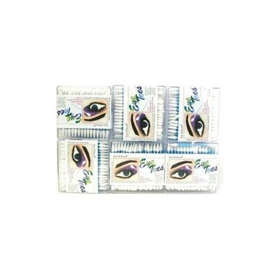 Fran Wilson Eye Tees Cotton Swabs, 80 cotton swabs