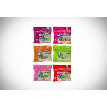 Honey Stinger Energy Chews Mixed Pack (12 Packs) w/Free Gatorade Recovery Protein Recovery Shake