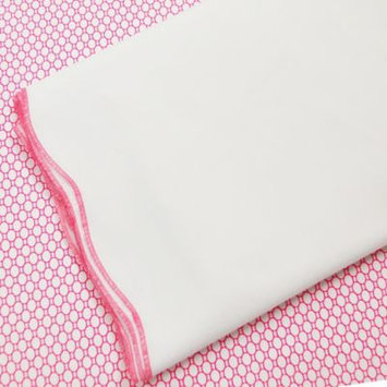 Oliver B 2-Piece Crib Bedding Set- Perfectly Pink